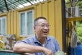 Yi O Agricultural Cooperation founder Alan Wong. Photo: Chen Xiaomei