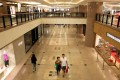 Harbour City saw retail sales fall almost 20 per cent year on year in the first quarter. Photo: May Tse