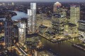 The developer Berkeley had its eye on the Chinese market when it gave South Quay Plaza in Canary Wharf a lucky 888 residential properties. Photo: SCMP Pictures