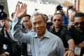 Malaysia's former deputy prime minister Muhyiddin Yassin, the latest to be ousted in Najib Razak's purge of critics in the party. Photo: AFP