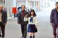 Kanna Hashimoto plays a schoolgirl mob boss in Sailor Suit and Machine Gun: Graduation (Category: IIB, Japanese) directed by Kohi Maeda.