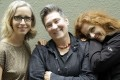Singer-songwriters Laura Veirs (left), k.d. lang and Neko Case have joined forces to release an album. Photo: AP
