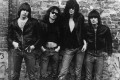 The Ramones (from left): Johnny, Tommy, Joey and Dee Dee. Photo: Getty Images