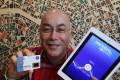 Philippe Blot, co-founder of MeReal Biometrics. Photo: David Wong, SCMP