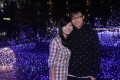 Train attack victims Yau Hiu-tung and her boyfriend Edmund Au Yeung in an undated photo. Photo: SCMP Pictures