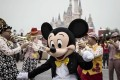 Shanghai Disneyland officially opened on June 16, 2016. Photo: Bloomberg