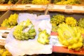 Liquid cocaine was found inside these dragon fruits. Photo: SCMP Pictures