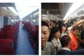 Riders on Shenzhen's new Line 11 can pay extra to ride in peace in business class. SCMP Pictures
