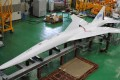 The D-Send project hopes to create a new supersonic aircraft. Photo: JAXA