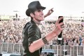 Perry Farrell at Lollapalooza when it played in Berlin last year.