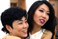 Vancouver-based pop star Wanting Qu (right), and her mother, Qu Zhang Mingjie, who is accused of corruption and faces the possible death penalty in China. Photo: CTV
