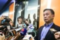 DBC boss Loh Chan laments the demise of the digital broadcaster. Photo: David Wong