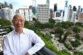 Nam Tai chairman Koo Ming-kown says the view from many Hong Kong luxury apartments is blocked by other high-rise buildings. Photo: Edmond So