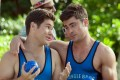 Zac Efron (right) and Adam Devine play a pair of hard-partying brothers in Mike and Dave Need Wedding Dates (category IIB) directed by Jake Szymanski.