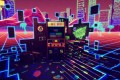 New Retro Arcade: Neon – a throwback to the golden years of arcade fun.