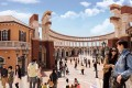 Designer outlets like Florentia Village in Wuqing are thriving while traditional department stores struggle with declining sales. Photo: SCMP Pictures