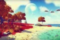 Venture off to the great unknown in No Man's Sky.
