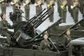 A North Korean anti-aircraft gun. Photo: SCMP Pictures