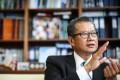 Development chief Paul Chan says Hong Kong needs more elbow room. Photo: David Wong