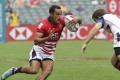 Ben Rimene is ready to impress for Hong Kong in the opening round of the Asia Rugby Sevens Series. Photo: SCMP Pictures