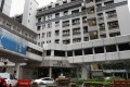 The laptop belonging to the University of Hong Kong's Li Ka Shing Faculty of Medicine went missing from its office at Queen Mary Hospital in Pok Fu Lam on Thursday. Photo: May Tse22MAY13