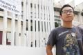 Tom Lam backed pro-government politician Michael Tien Puk-sun. Photo: Edmond So