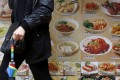 The small flats in Hong Kong encourage a culture of eating out, according to research. Photo: Reuters