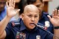 Philippine National Police Chief Director General Ronald dela Rosa. Photo: EPA