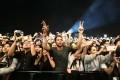Fans enjoying The Libertines' set at last year's Clockenflap. Photo: Jonathan Wong