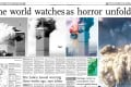 The South China Morning Post, dated September 12, 2001.
