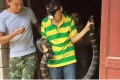 The snake caught in Wenzhou in Zhejiang province. Photo: Qq.com