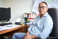 Professor Paul Yip has spent more than 20 years working on suicide research. Photo: Xiaomei Chen