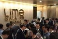 Investors at Lime Gala on Friday. Photo: SCMP Pictures (Handout)