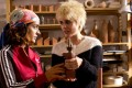 Inma Cuesta (left) and Adriana Ugarte in a still from Julieta (category IIB, Spanish), directed by Pedro Almodovar.