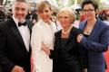 Paul Hollywood, Mel Giedroyc, Mary Berry and Sue Perkins of 'The Great British Bake Off.' Photo: Dave M. Benett/Getty Images