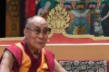The Dalai Lama in Paris on Tuesday during his first visit to France in five years. Photo: AFP
