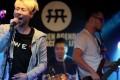 Indie band Chui Ball Tong from Guangzhou performs at Hidden Agenda. Photo: Bruce Yan