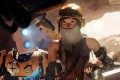 In ReCore, you are Joule, one of a few humans left on the planet of Far Eden.