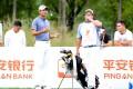 Hong Kong's Jason Hak during the third round of the Pingan Bank Open at Topwin Golf and Country Club in Beijing. Photos: PGA Tour China Series
