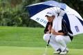 Jason Hak during the fourth round of the Pingan Bank Open. Photos: PGA Tour China Series