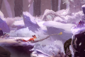 In Seasons after Fall, you play as a fox who can change the weather.