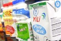"""""""We are not seeking to become Yili's largest shareholder,"""" insisted Sunshine Insurance in a statement on Monday. Photo: AFP"""
