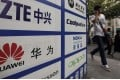 ZTE and Huawei Technologies are quietly helping spearhead the deployment of advanced 5G-ready mobile infrastructure in Japan. Photo: Reuters