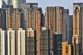 A real estate project in Hangzhou, capital of east China's Zhejiang Province. Photo: Xinhua