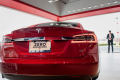 A Tesla model S. Photo: Ron Antonelli/Bloomberg/Getty Images