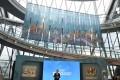 Uefa Euro 2020 launch event. Photos: Reuters
