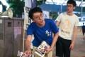 Edward Leung (left). Picture: SCMP