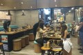 Oolong BBQ in Mong Kok – small but perfectly formed.