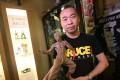Bruce Lee fan club chairman Wong Yiu-keung. Photo: David Wong