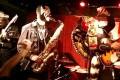 Japanese rockabilly band Los Rizlas.
